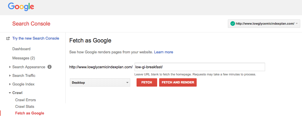 link building for SEO fetch as Google